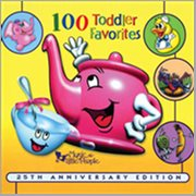 100 toddler favorites, vol. 1 cover image