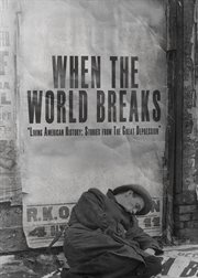 When the world breaks cover image