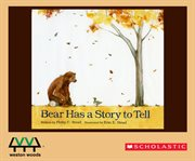Bear has a story to tell cover image