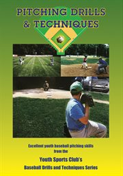 Pitching drills and techniques cover image