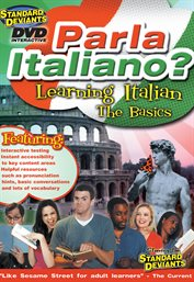 Parla Italiano? Learning Italian The Basics