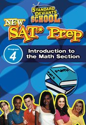 New Sat Prep 4 Introduction To Math Section