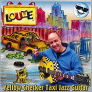 Yellow Checker Taxi Jazz Guitar