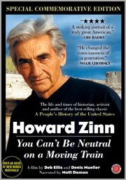 Howard Zinn: You Can't Be Neutral on a Moving T...