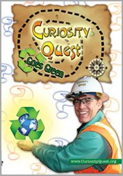 Curiosity Quest Goes Green Series