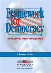 Framework For Democracy