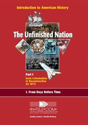 The Unfinished Nation I Series