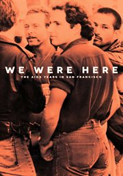 Cover of the film We Were Here