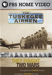 The cover of the PBS Home Video The Tuskegee Airmen