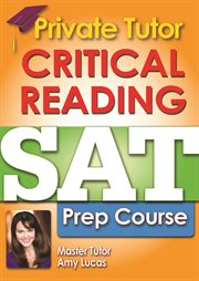 Private Tutor Interactive SAT Critical Reading ...