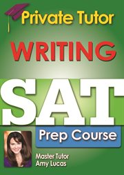 Private Tutor Writing SAT Prep Course