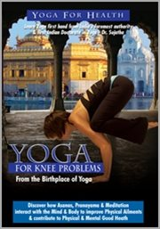 Yoga For Health - For Knee Problems