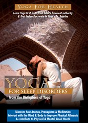 Yoga For Health - For Sleep Disorders