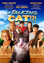 A Talking Cat!?!